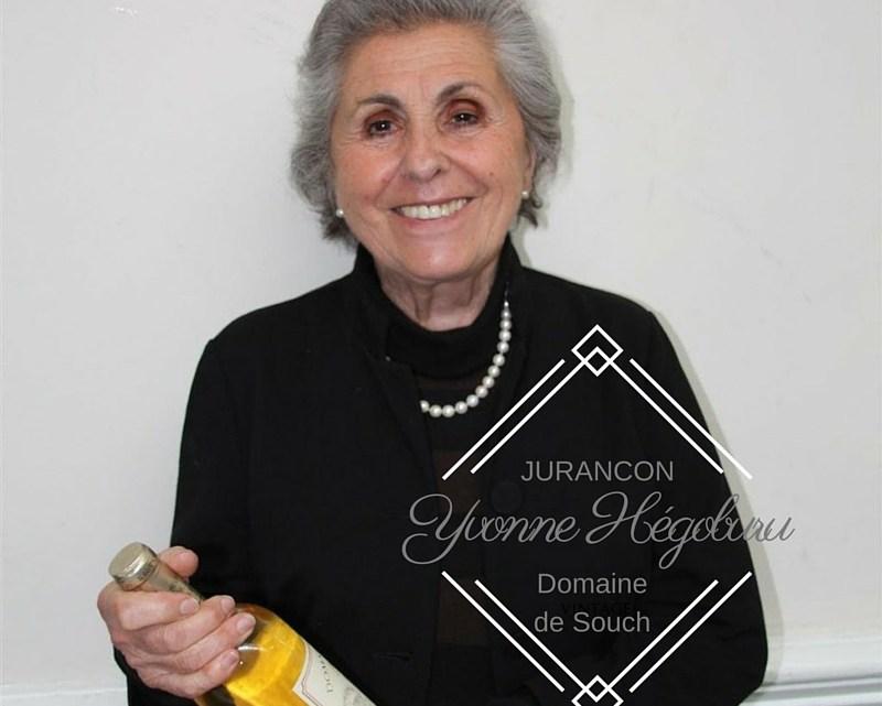 Portrait de vigneronne : Yvonne Hégoburu, Jurançon Domaine de Souch