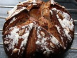 home made chestnut pine nuts corsican bread
