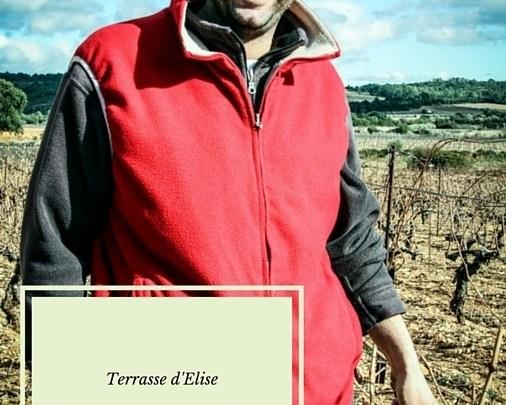 Wine producer: Xavier Braujou, la Terrasse d'Elise  (Hérault, Languedoc)