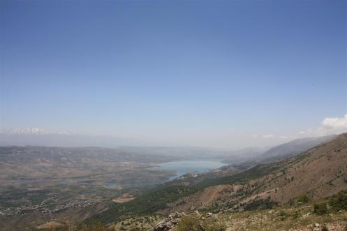 photo of the View of the Bekaa Valley in Lebanon