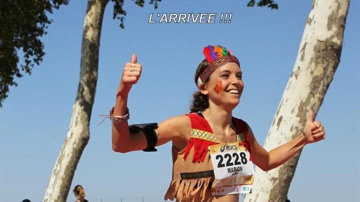 Mon 1er marathon : Le marathon des vins du Médoc🍇🍷🏃♀️🥳🎭
