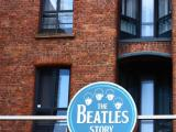 Signs at the front of the Beatles Museum