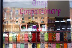 Photo of a Confectionery Shop in Lverpool