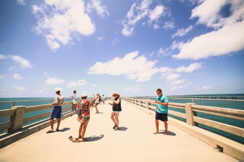 Broken Bridge in Bahia Honda State Park