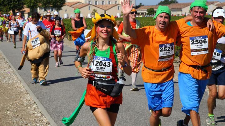 30ème Marathon du Médoc : photos et classement
