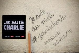 "Marion Barral's ""Je suis charlie"" message"