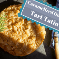 Caramelized Onions Tart Tatin