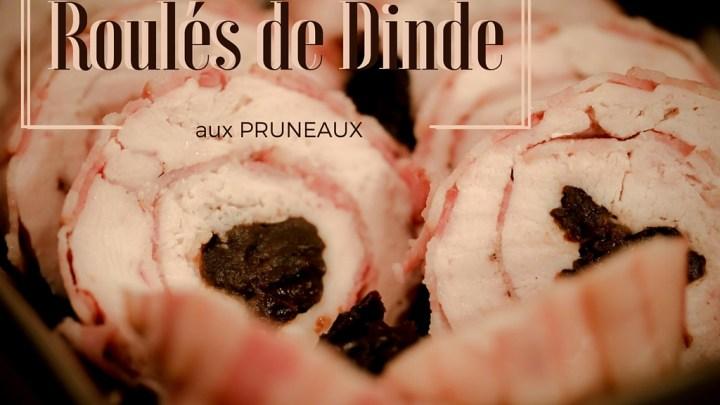 3 ingredients, 1 feast recipe: Turkey rolls stuffed with prunes