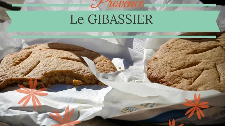 Provence Gibassier (olive oil sweet bread)