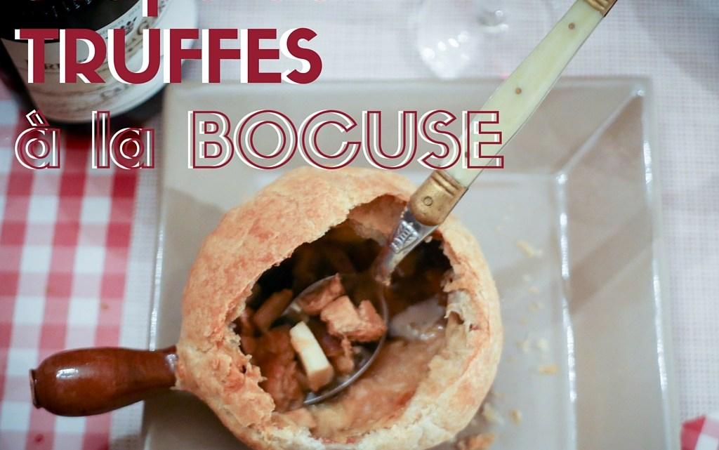 (Français) La soupe aux truffes à la Bocuse