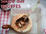 Bol de Soupe aux truffes à la bocuse