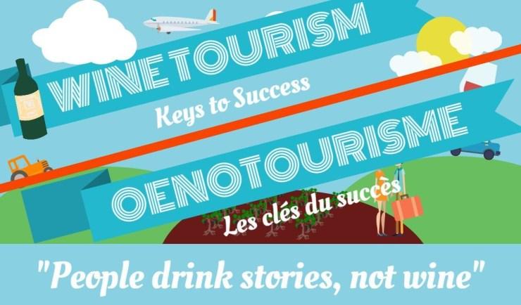 Oenotourisme : les clés du succès (infographie) / Wine Tourism: Keys to Success (infographics)
