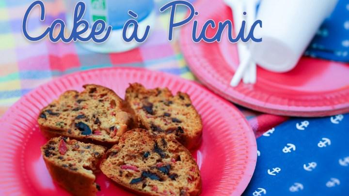 Cake salé à picnic (base + déclinaisons diverses)