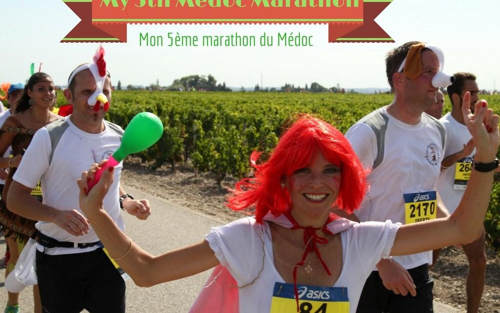 Mon 5ème marathon du Médoc (photos & vidéos)