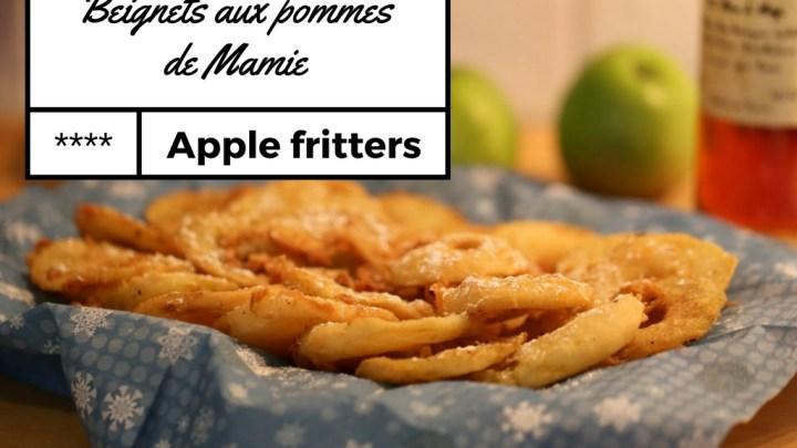 Beignets aux pommes de Mamie 🍎👵