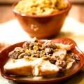 recette d'agneau mijoté aux coings à l'iranienne