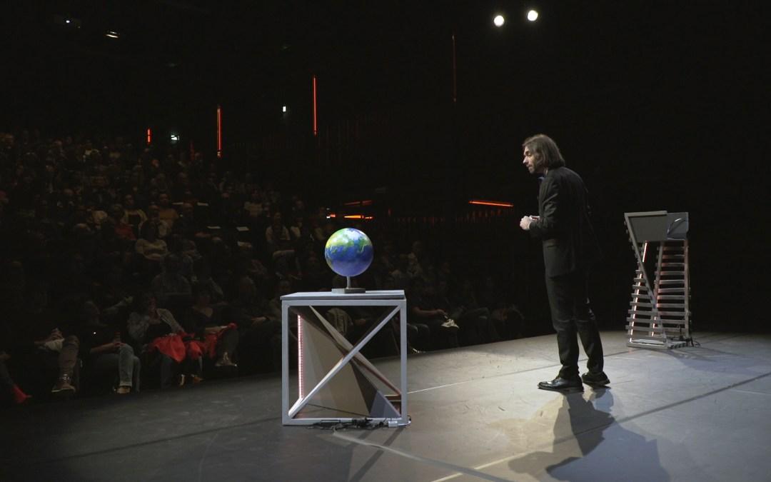 Cédric Villani, un mathématicien aux métallos