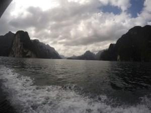 Lac de Khao Sok 8