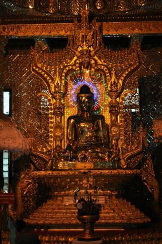 Bouddha Botataung Yangon