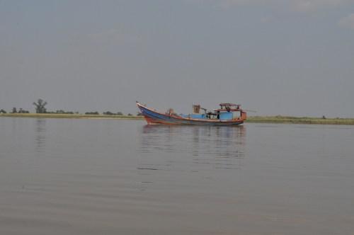 Croisiere Hpa an Mawlamyine bateau 2
