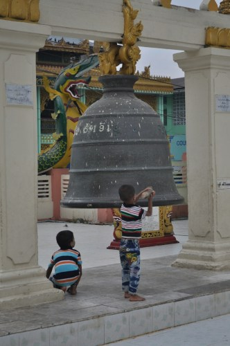 Enfants Botataung Yangon