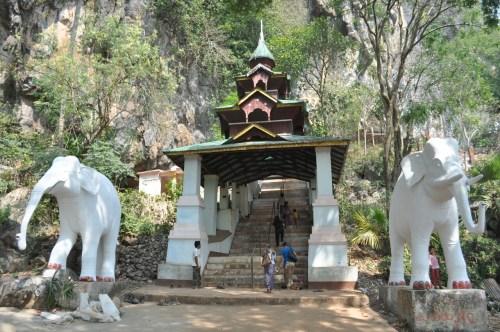 Hpa-an Sadan cave 6