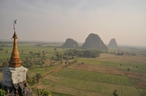 Hpa-an paysages 3