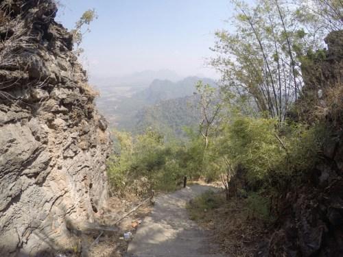 Hpa-an vue Mont Zwekabin 3
