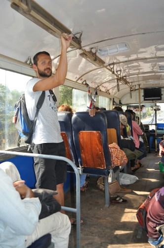 Mawlamyine bus