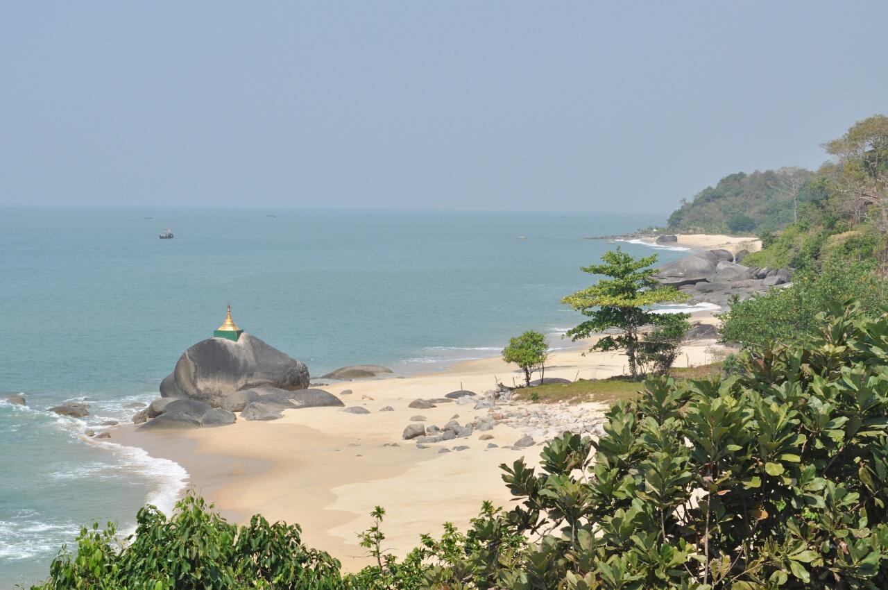Dawei : ses plages, ses villages, ses enfants