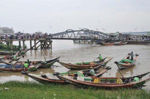 Port de Yangon