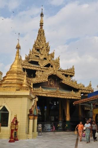 Sule Paya Yangon 1