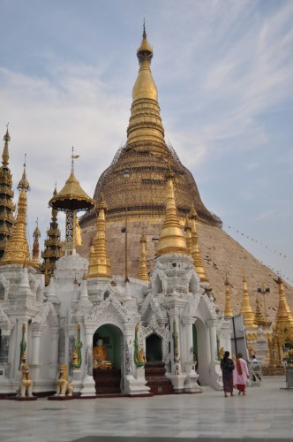 Yangon Paya Shwedagon 1