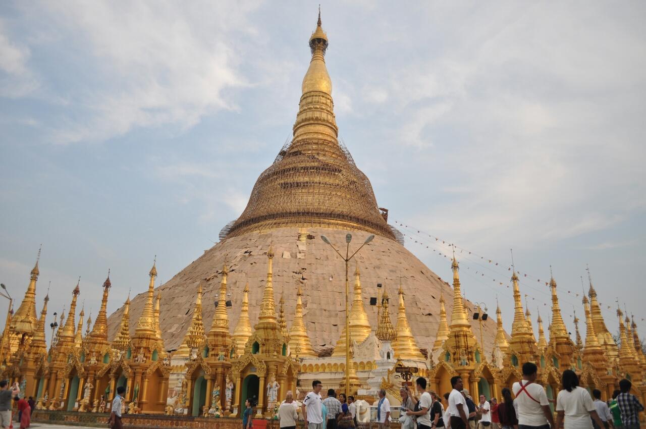 Yangon, fin du Myanmar