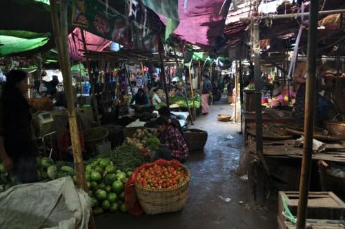 marché Bagan 2
