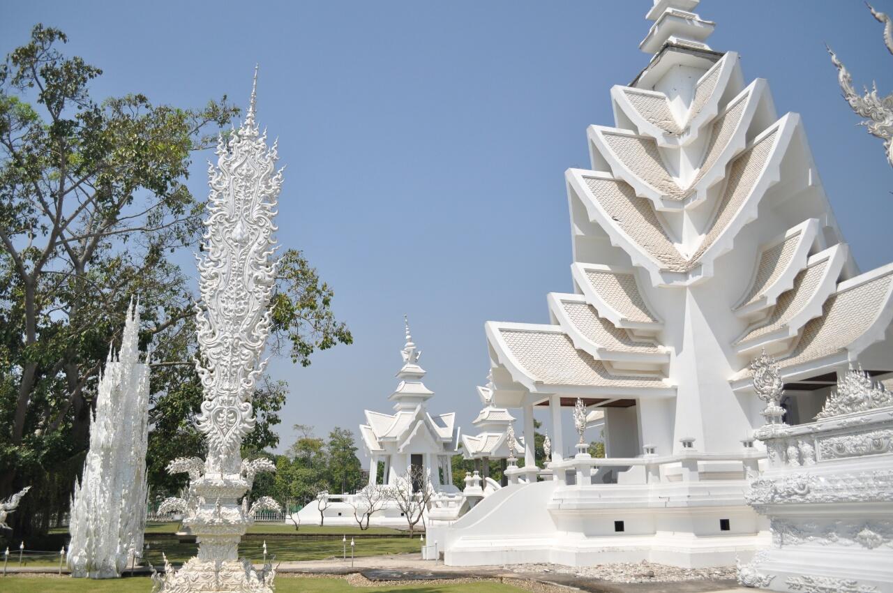 Chiang Rai : notre dernière étape en Thaïlande