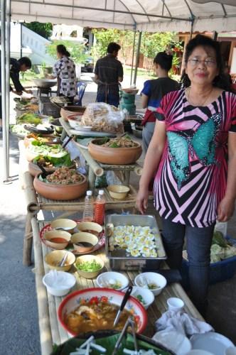 Lampang rassemblement armes anciennes