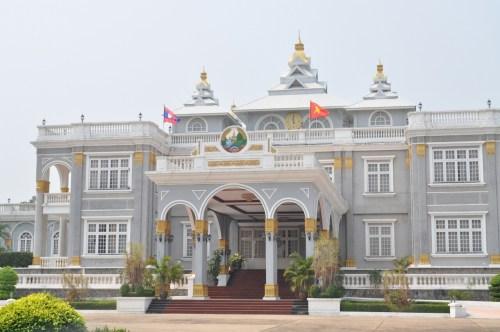 Vientiane Palais Presidentiel 2