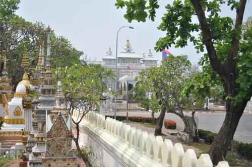 Vientiane Palais Presidentiel