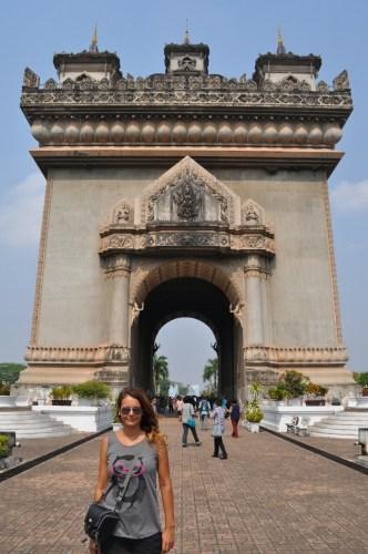 Vientiane Patuxai 4