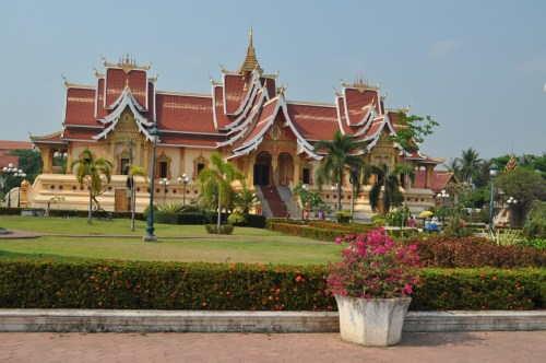 Vientiane That Luang 4