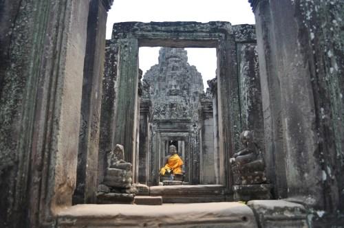 Angkor Bayon 1