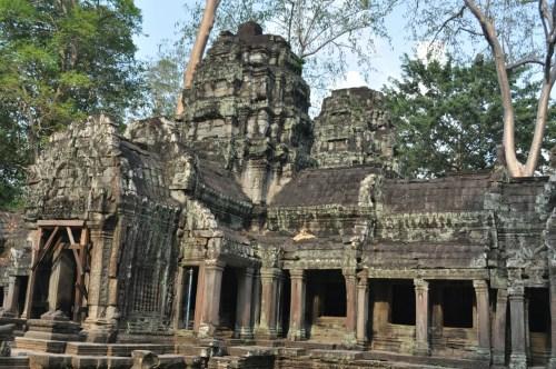 Angkor Ta Prohm 7