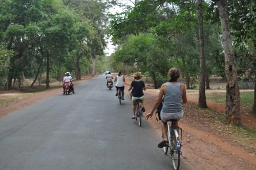 Angkor a velo