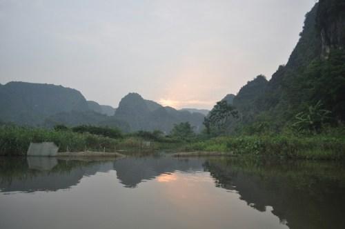 balade bateau Tam Coc 3