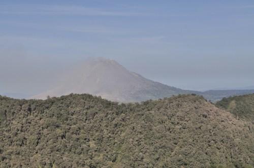 Berastagi Gunung Sinabung