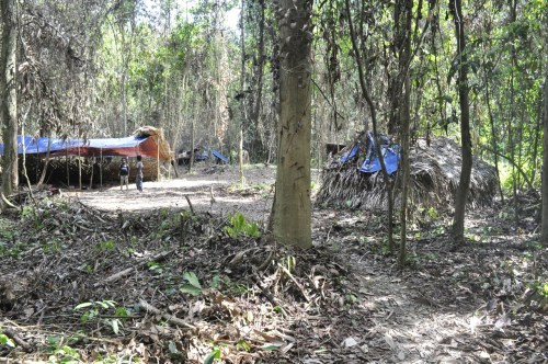 Taman Negara village Orang Asli 2
