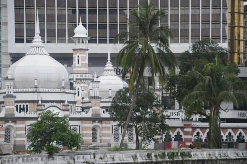 Kuala Lumpur mosquee Jamid