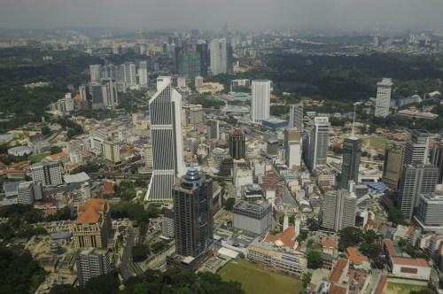 Kuala Lumpur vue