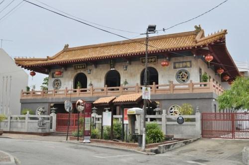 Melaka Chinatown